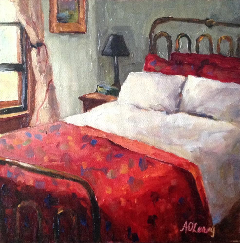 """Sonoma B&B"" original fine art by Alice O'Leary"