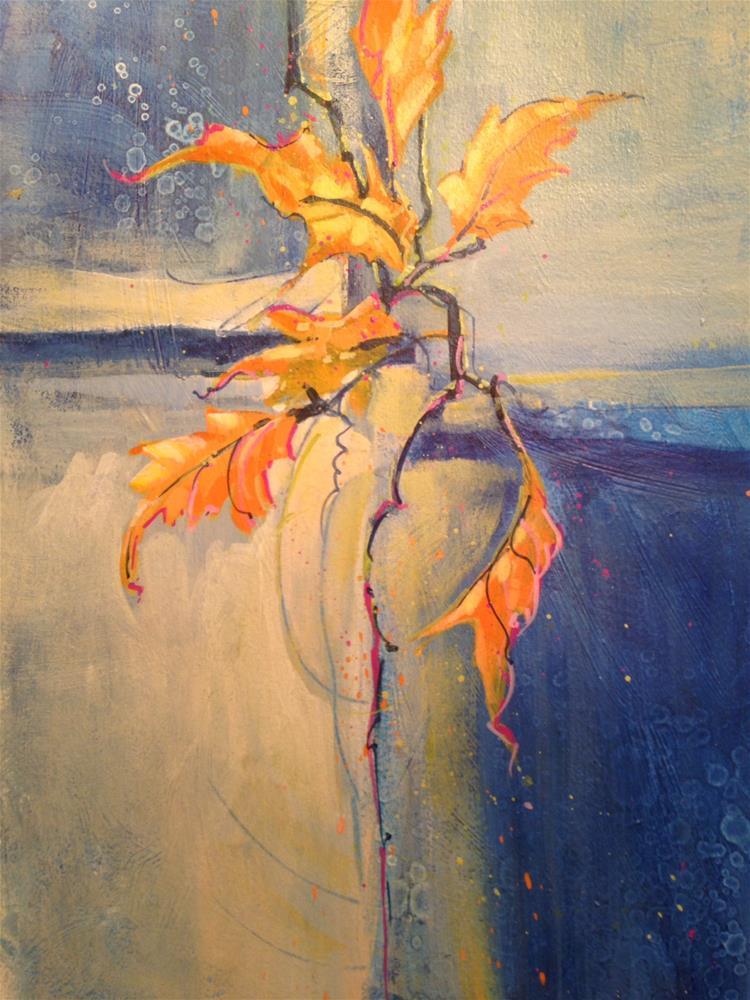 """Autumn"" original fine art by Margie Whittington"