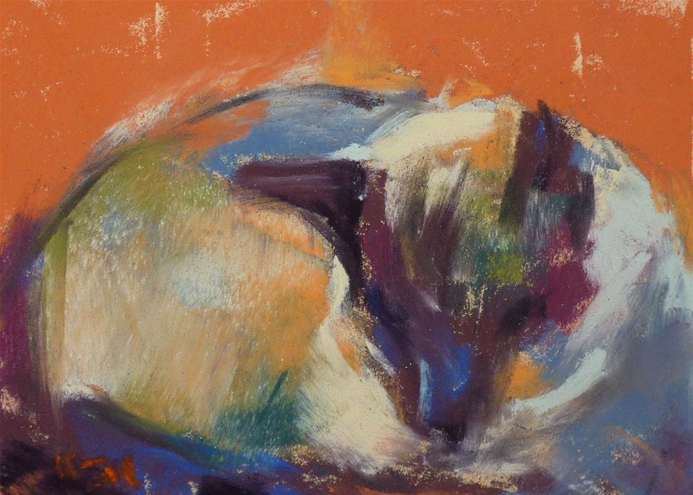 """Peaceful"" original fine art by Karen Margulis"