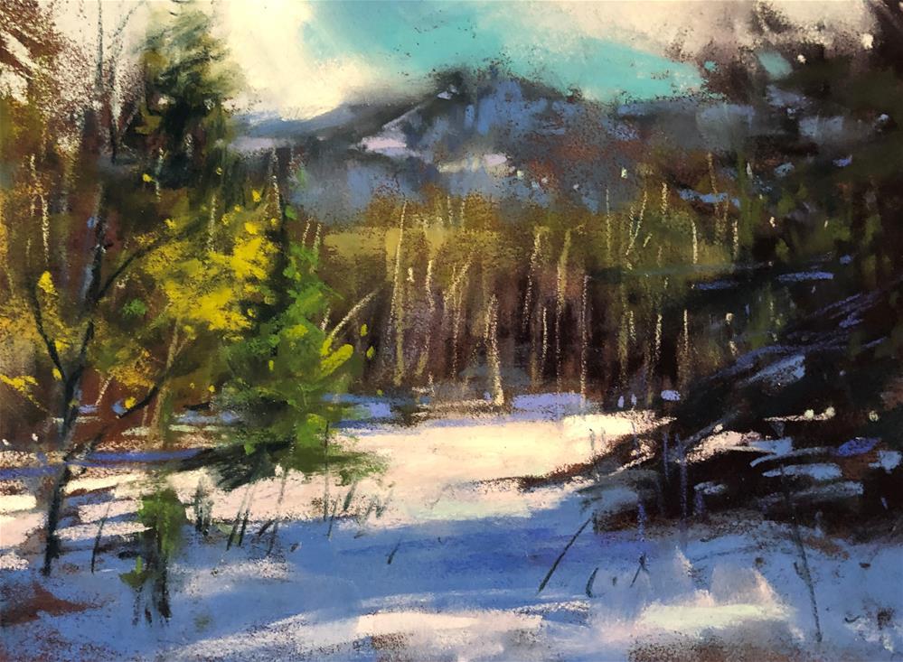 """""""Meadow Trance"""" original fine art by Marla Baggetta"""