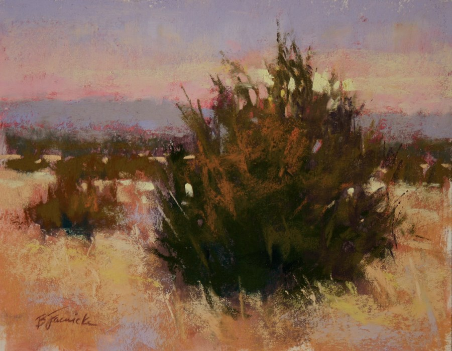 """Fading Fast"" original fine art by Barbara Jaenicke"
