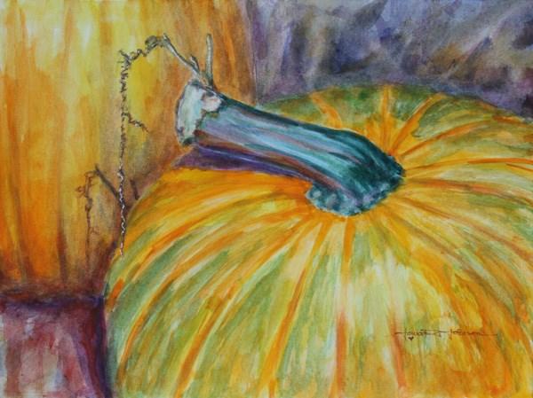 """""""Pick Of The Patch"""" original fine art by Jana Johnson"""