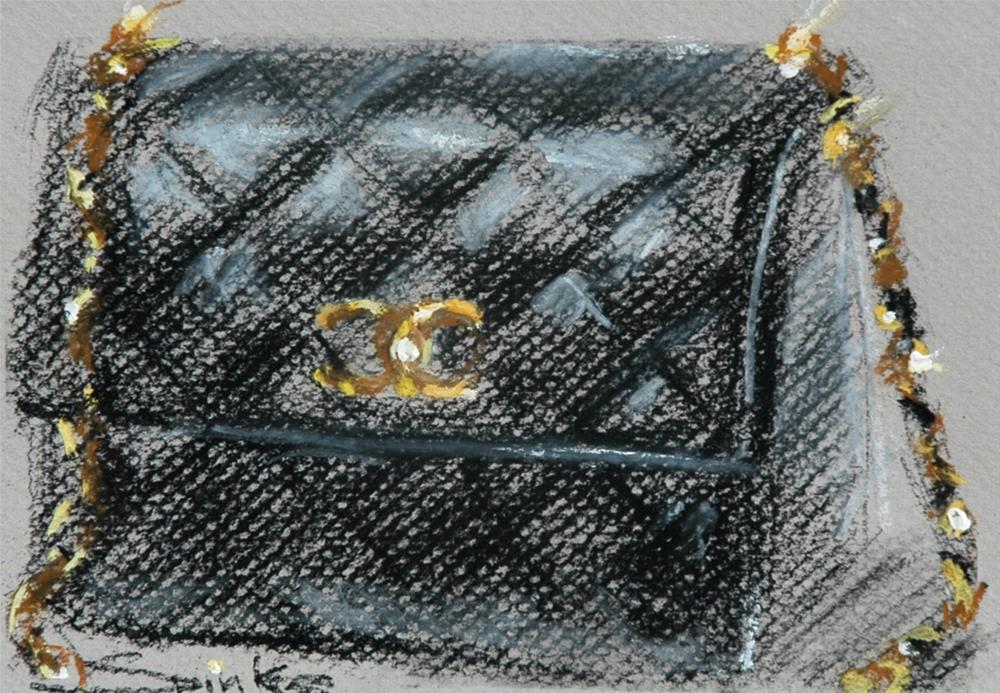 """Best Pals"" original fine art by Johanna Spinks"