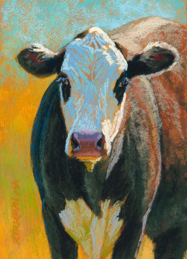 """""""Tex-Mex"""" original fine art by Rita Kirkman"""