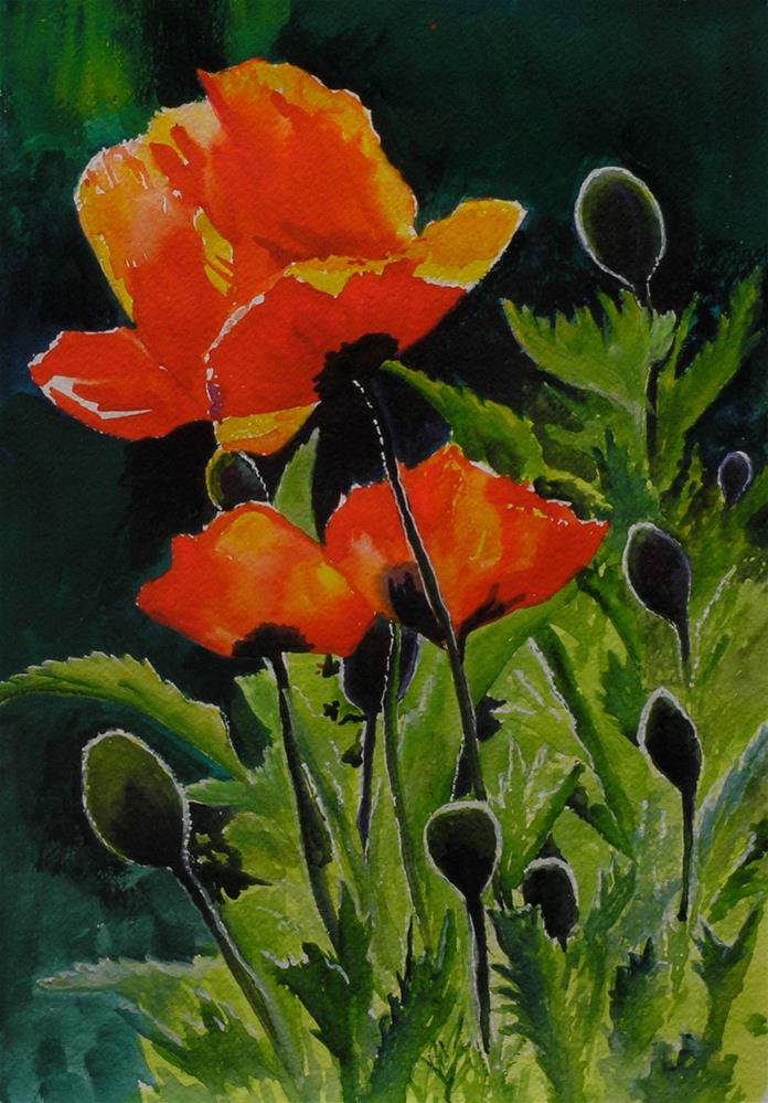 """untitled"" original fine art by Bunny Griffeth"
