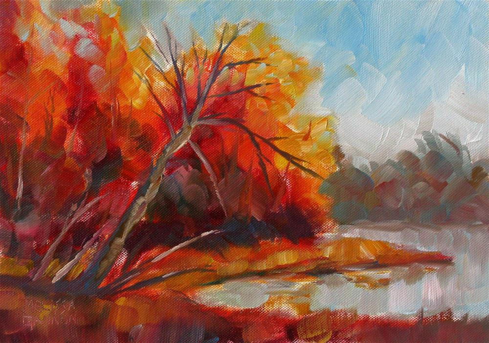 """Celebrating Color"" original fine art by Melissa Gannon"