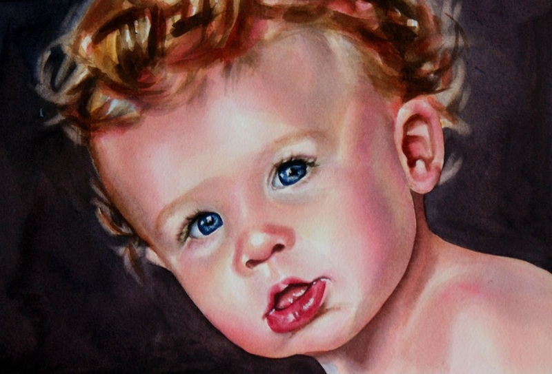 """Ephemeral"" original fine art by Crystal Cook"