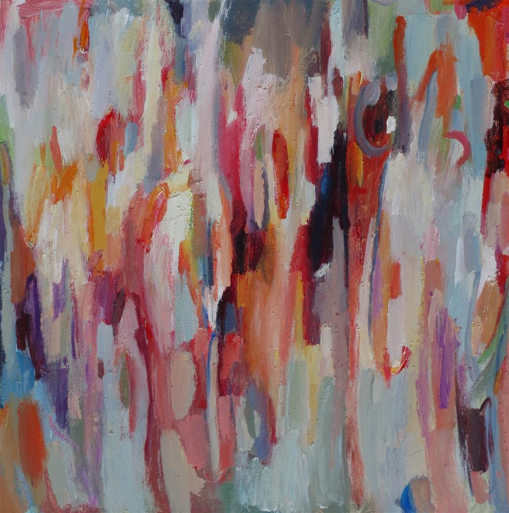 """Into the Wild"" original fine art by Nava Judith"