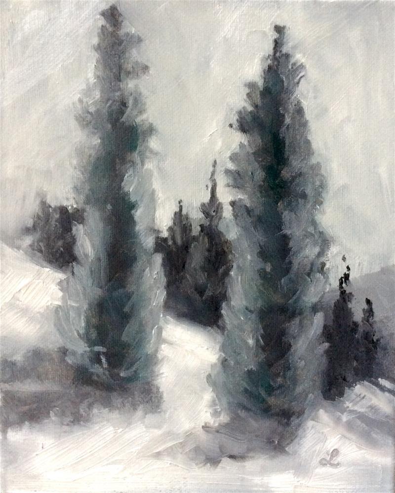 """""""Buddies"""" original fine art by Lori Jacobs - Farist"""