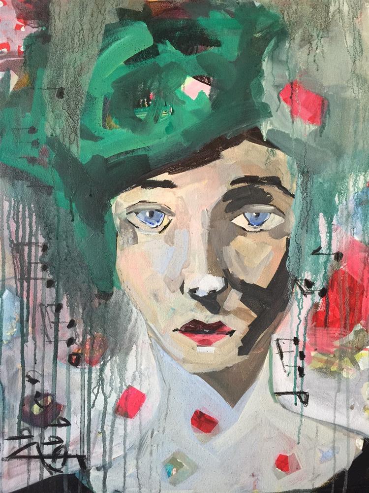 """""""419 Overture"""" original fine art by Jenny Doh"""