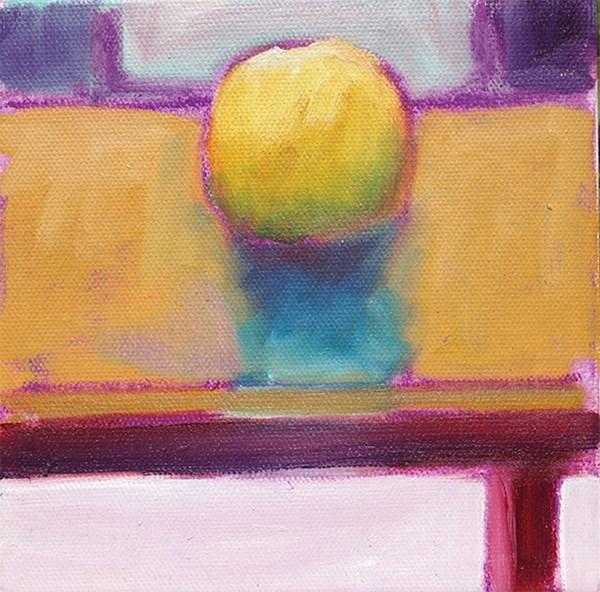 """""""Table Top"""" original fine art by Jack Jones"""