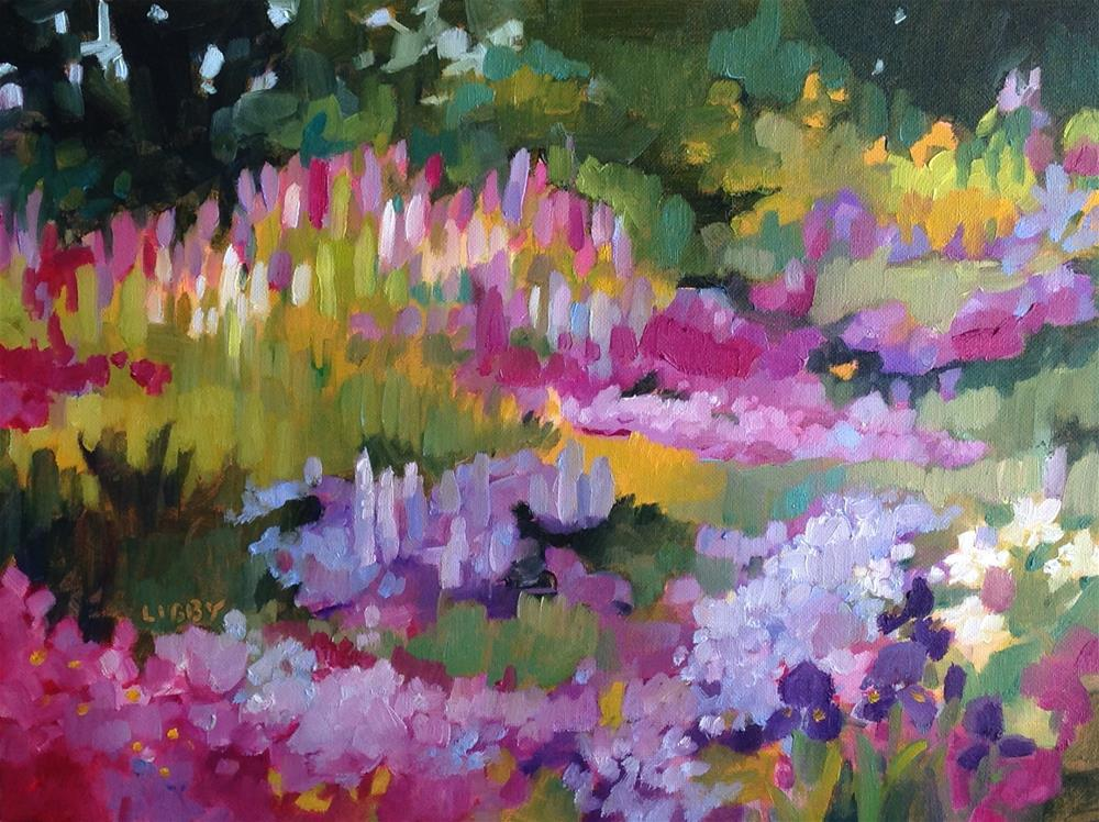 """""""Room to Grow"""" original fine art by Libby Anderson"""