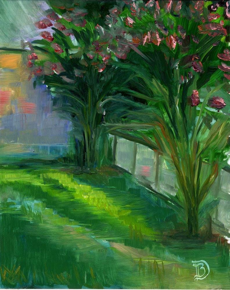 """""""#17"""" original fine art by Bobbie Deuell"""