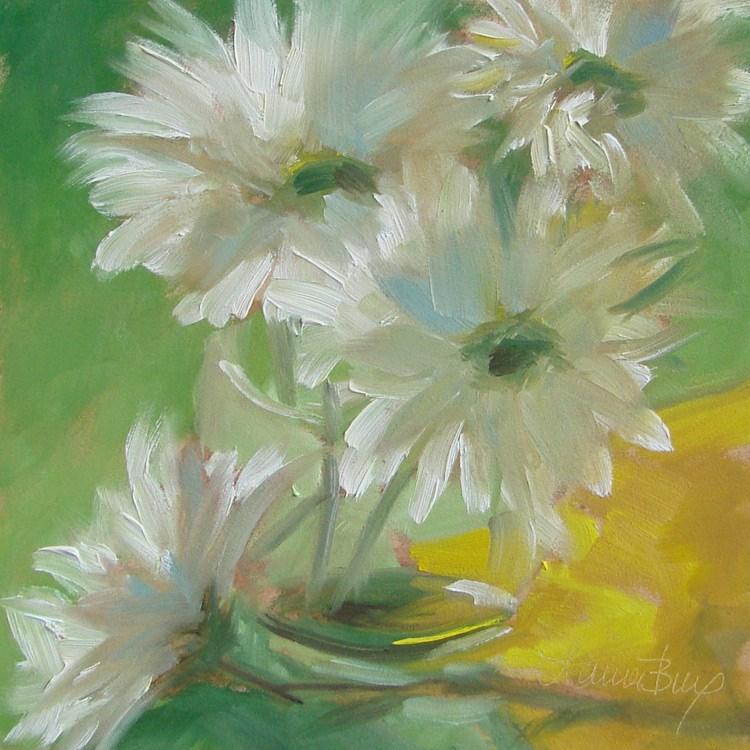 """Is it Spring Yet? 438"" original fine art by Laura  Buxo"