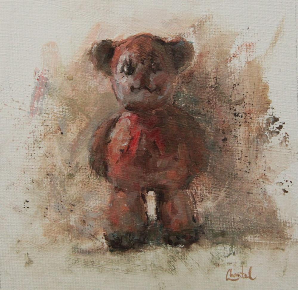 """Bearing"" original fine art by Chantel Barber"