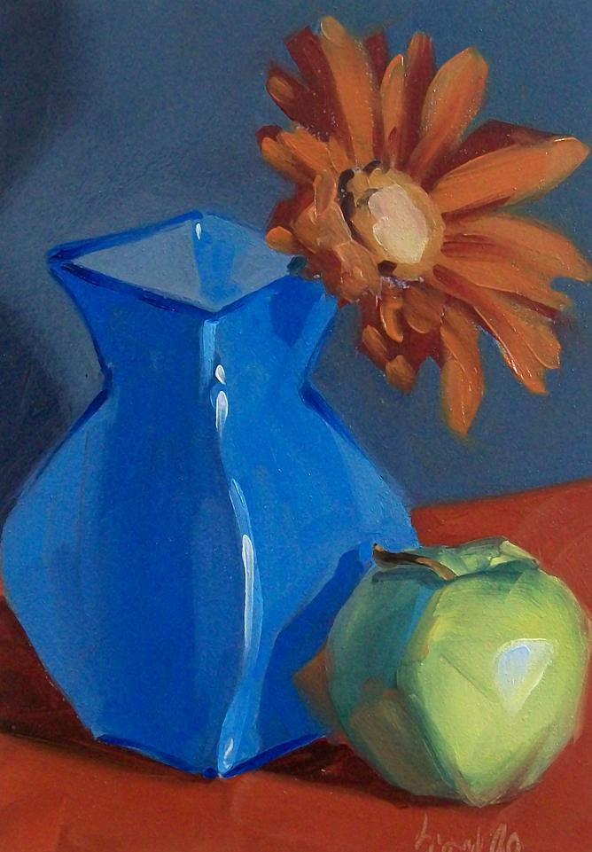 """show off"" original fine art by Brandi Bowman"