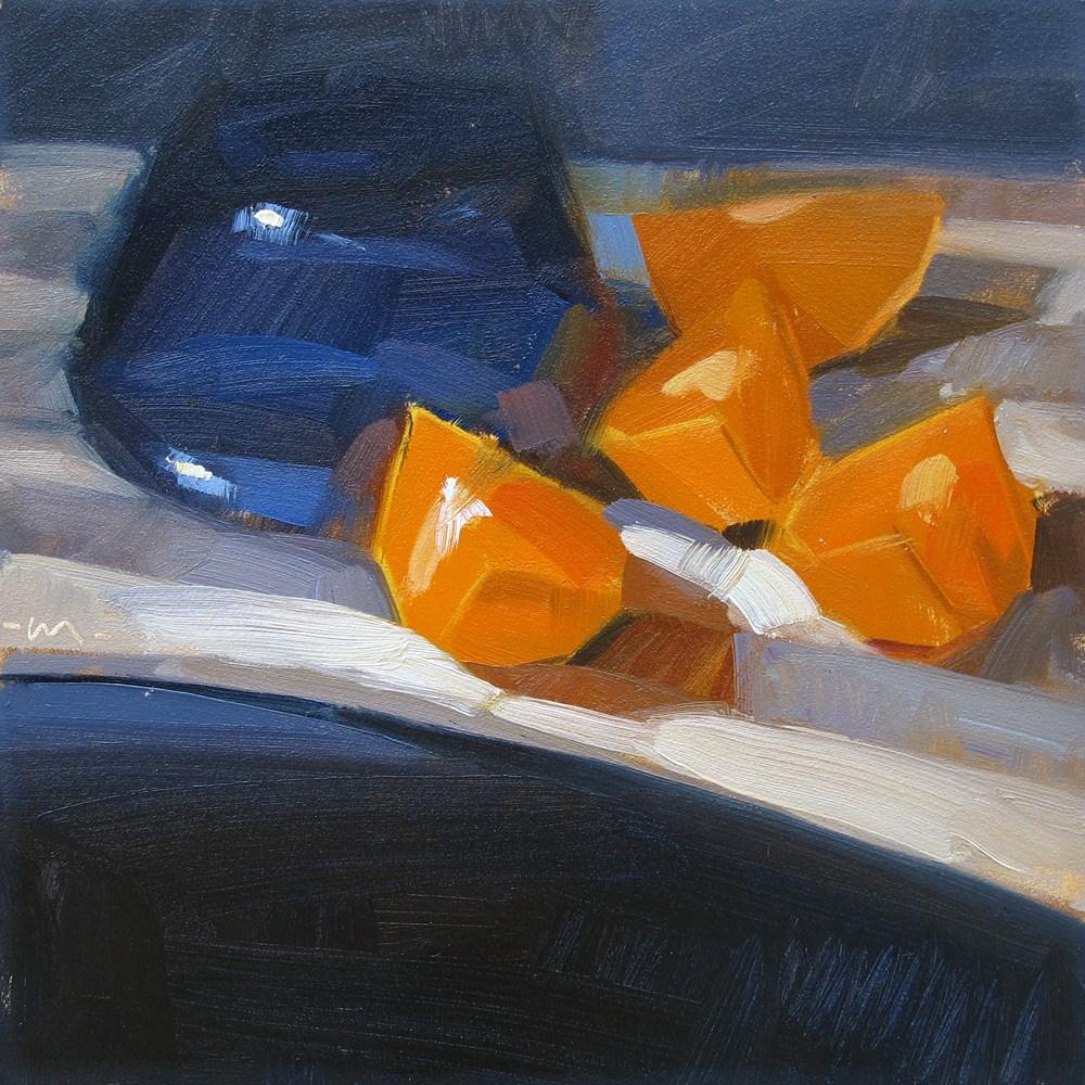 """Like Lemmings"" original fine art by Carol Marine"