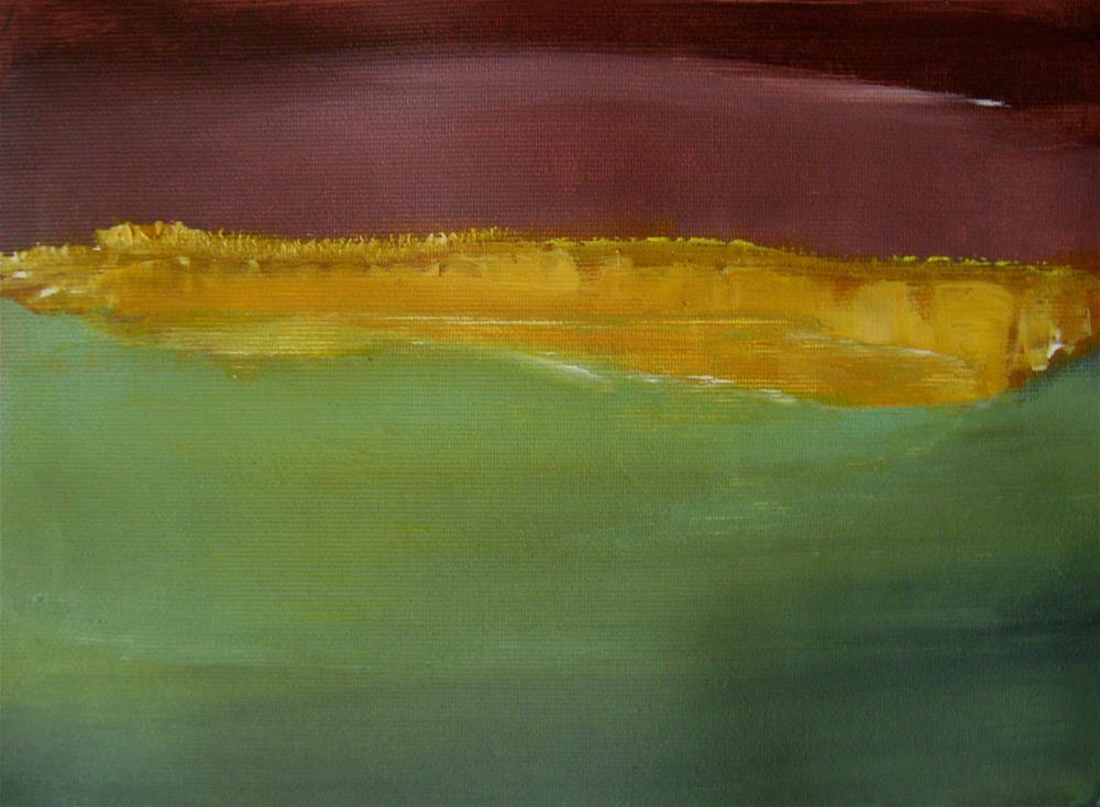 """Colors Of Nature"" original fine art by Alina Frent"