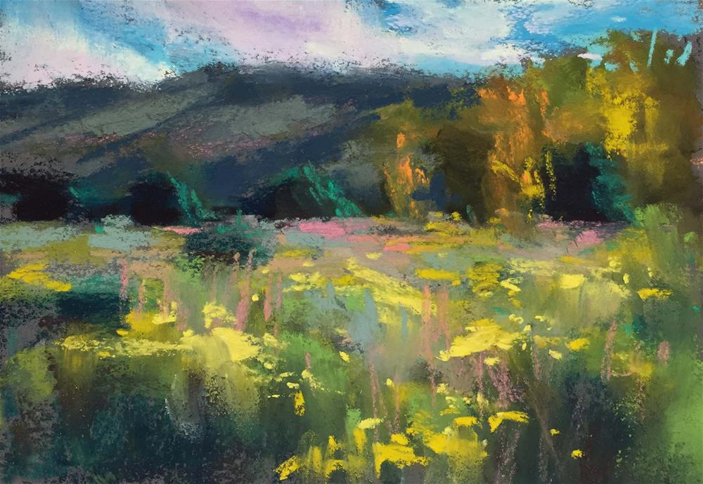 """Dreaming of Taos"" original fine art by Marla Baggetta"