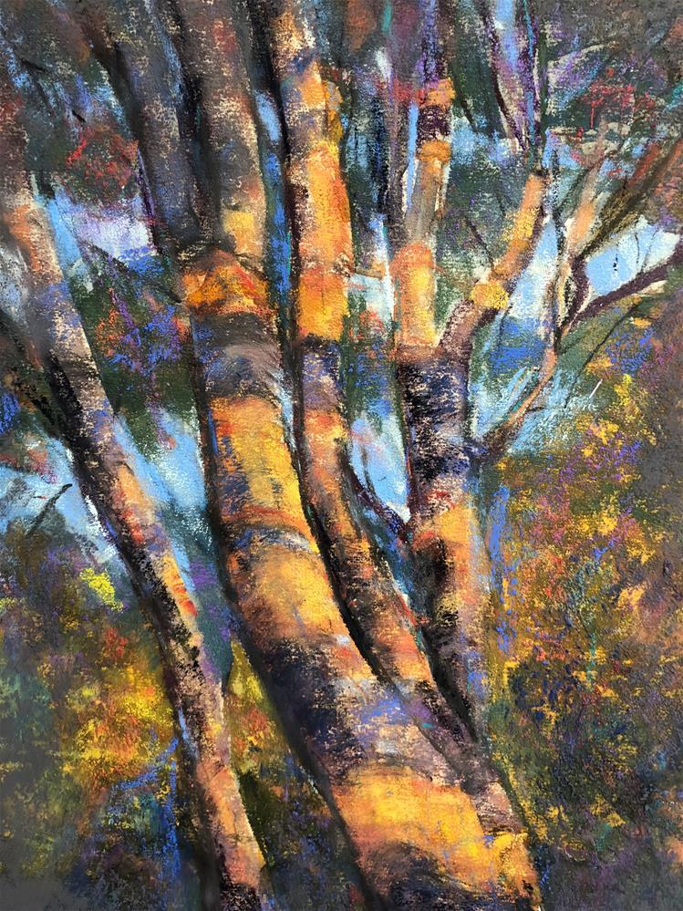 """The Poetry of Earth"" original fine art by Karen O'Brien"