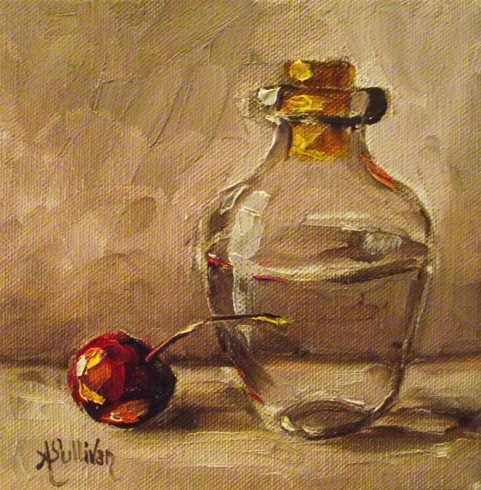 """Tilted Right by Angela Sullivan"" original fine art by Angela Sullivan"