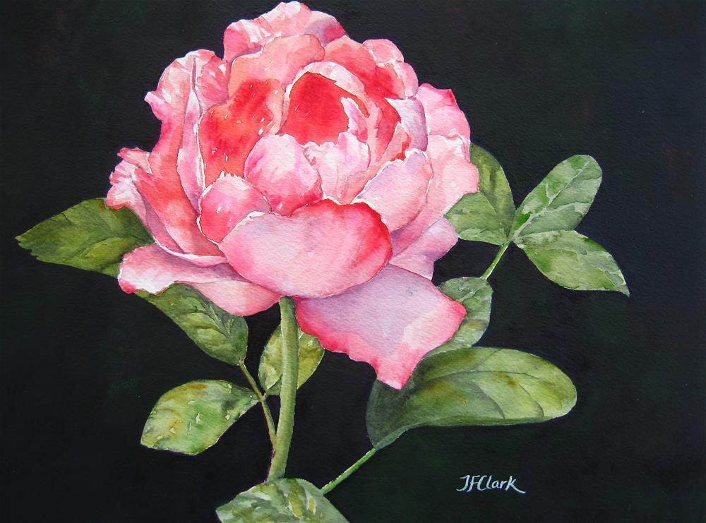 """Inspiration"" original fine art by Judith Freeman Clark"