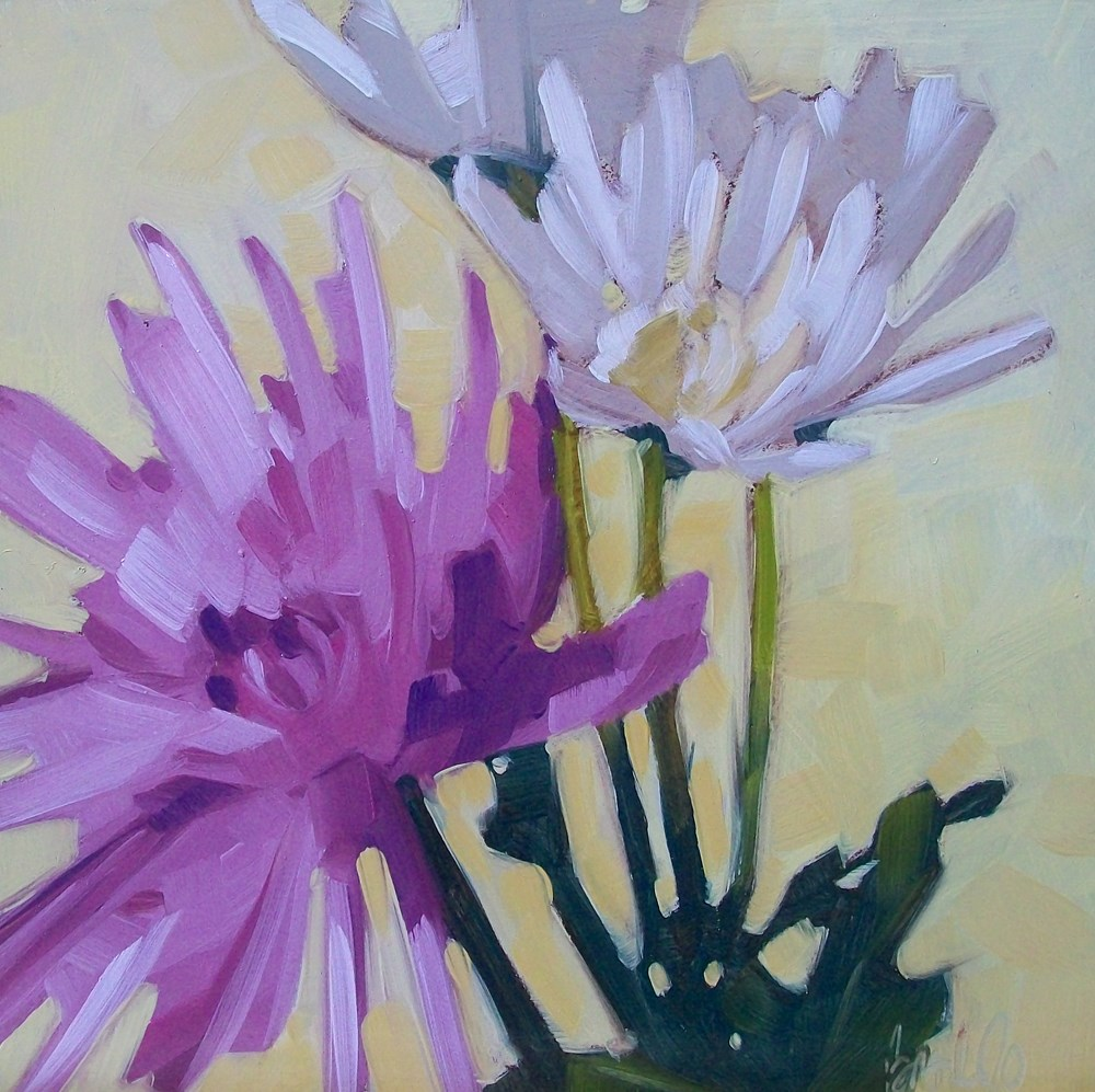 """Rise and shine"" original fine art by Brandi Bowman"