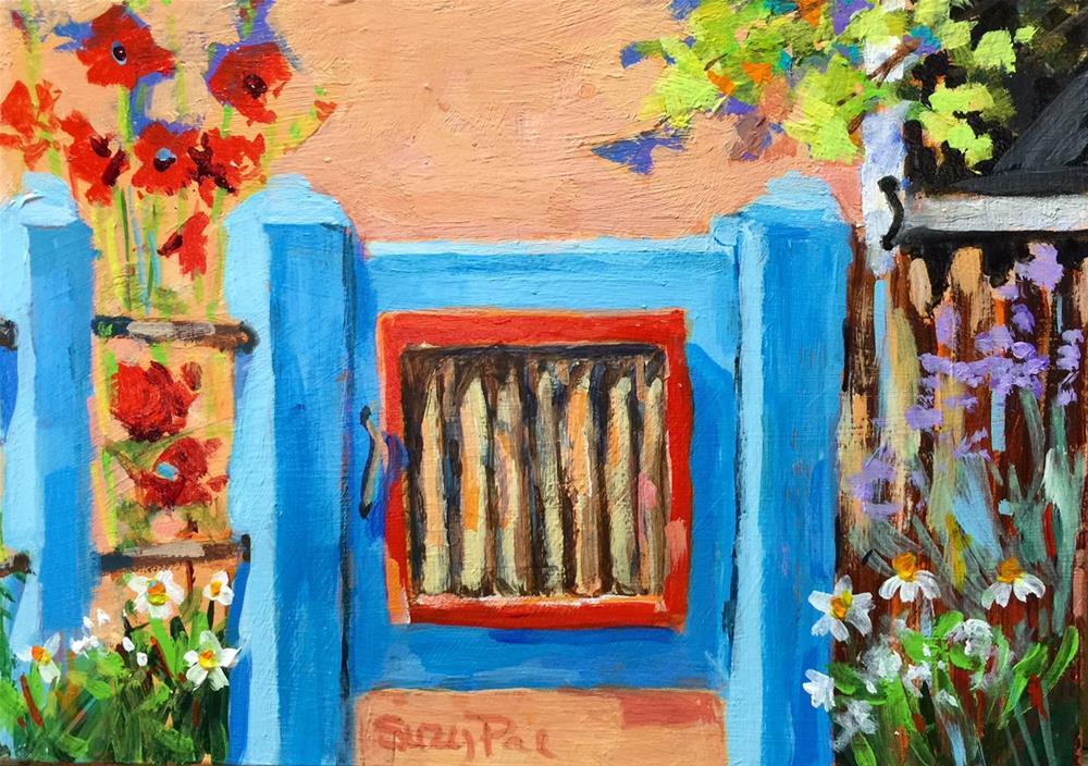 """""""Day 29"""" original fine art by Suzy 'Pal' Powell"""