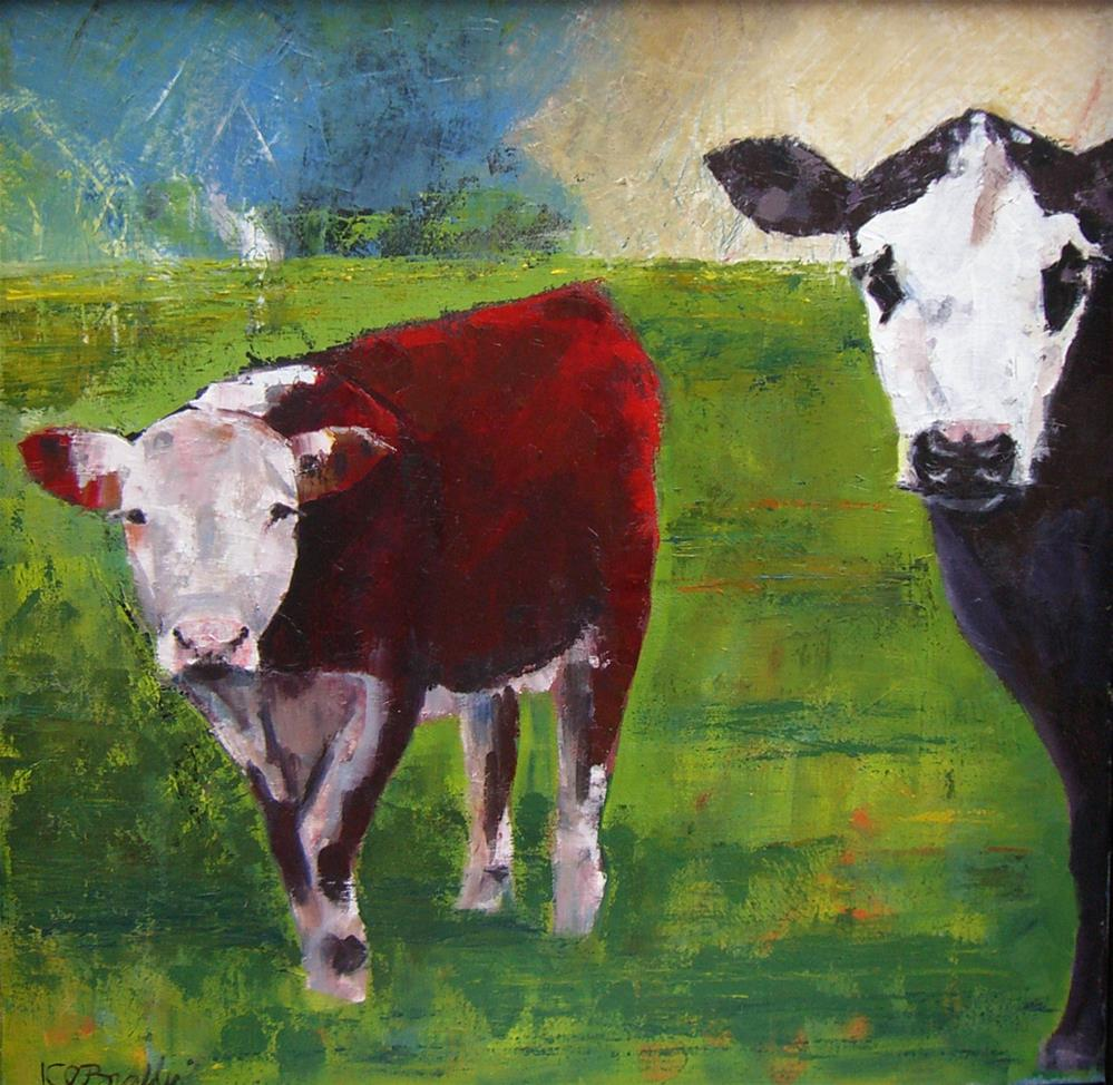 """Mine"" original fine art by Kathy Broyles"