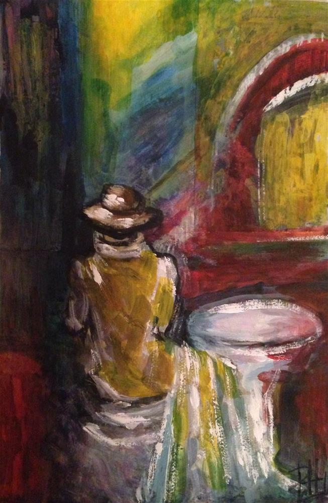 """Nostalgia"" original fine art by Monica Pinotti"