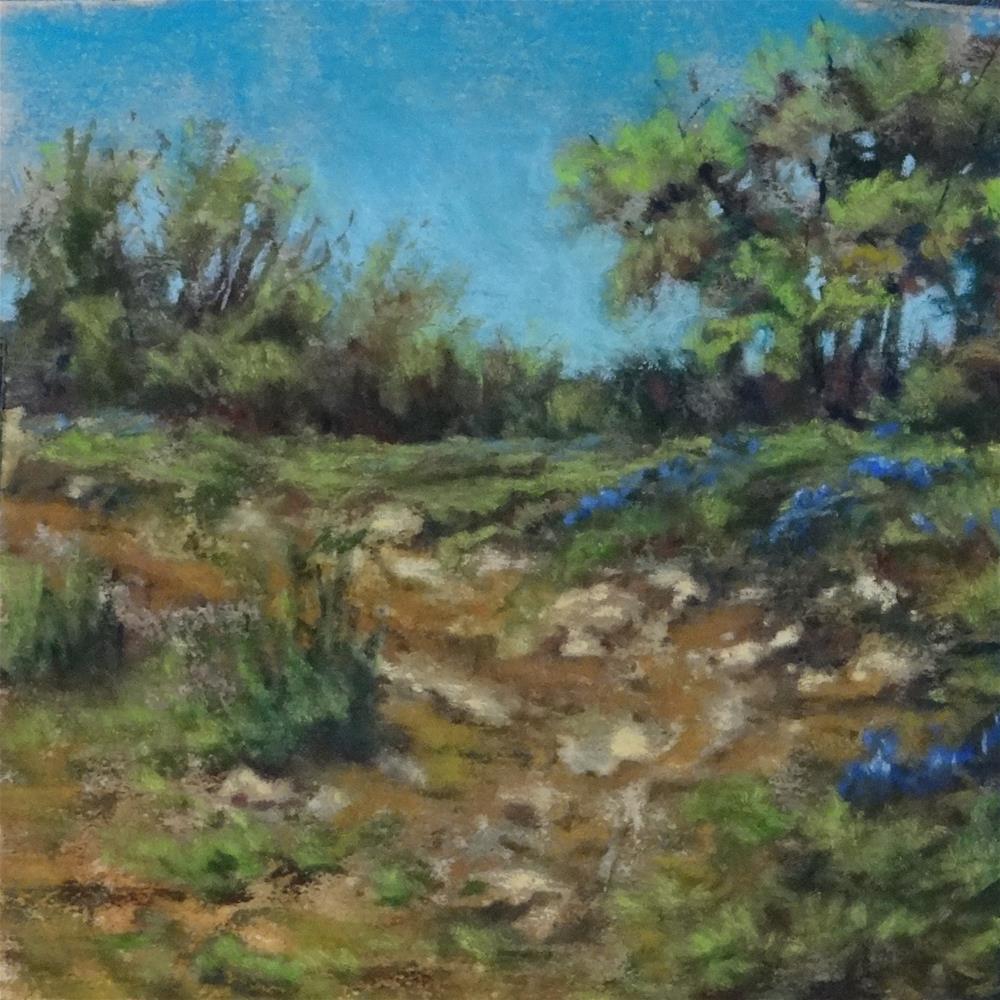 """Comal Spring"" original fine art by Denise Beard"