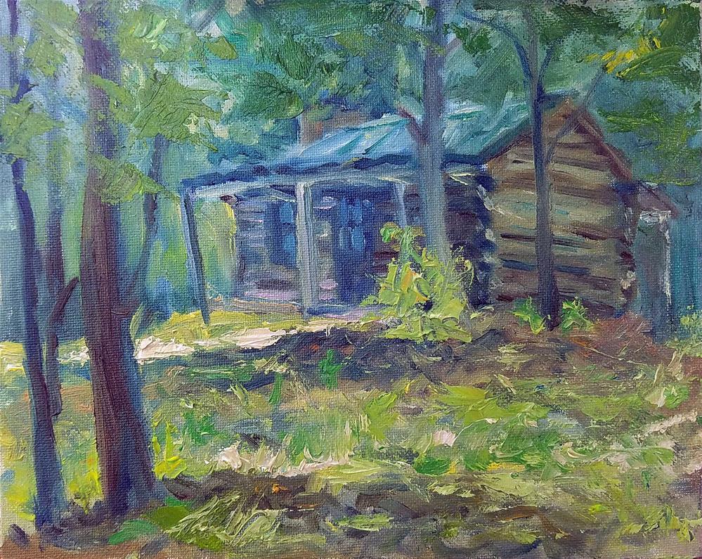 """Alabama_2"" original fine art by Gabriella DeLamater"