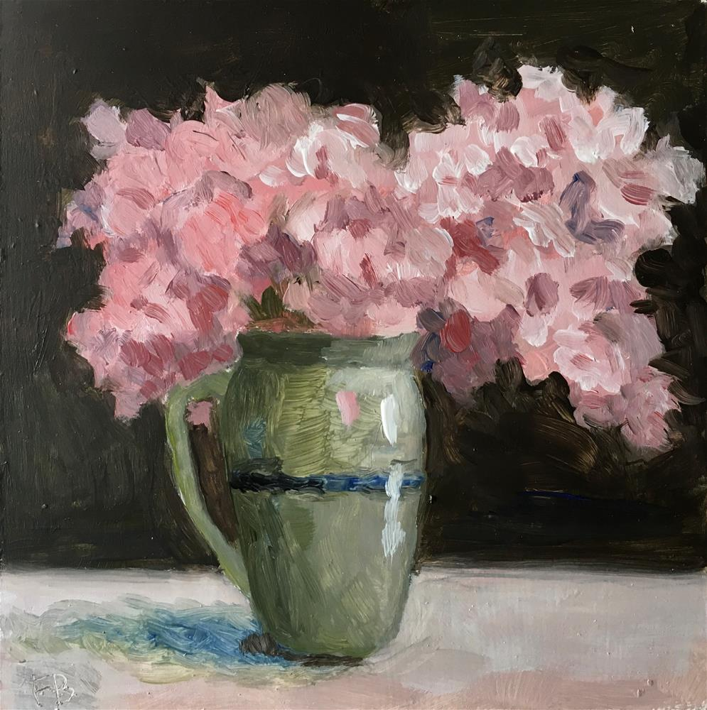 """""""250 Foral Flowers"""" original fine art by Fred Bell"""