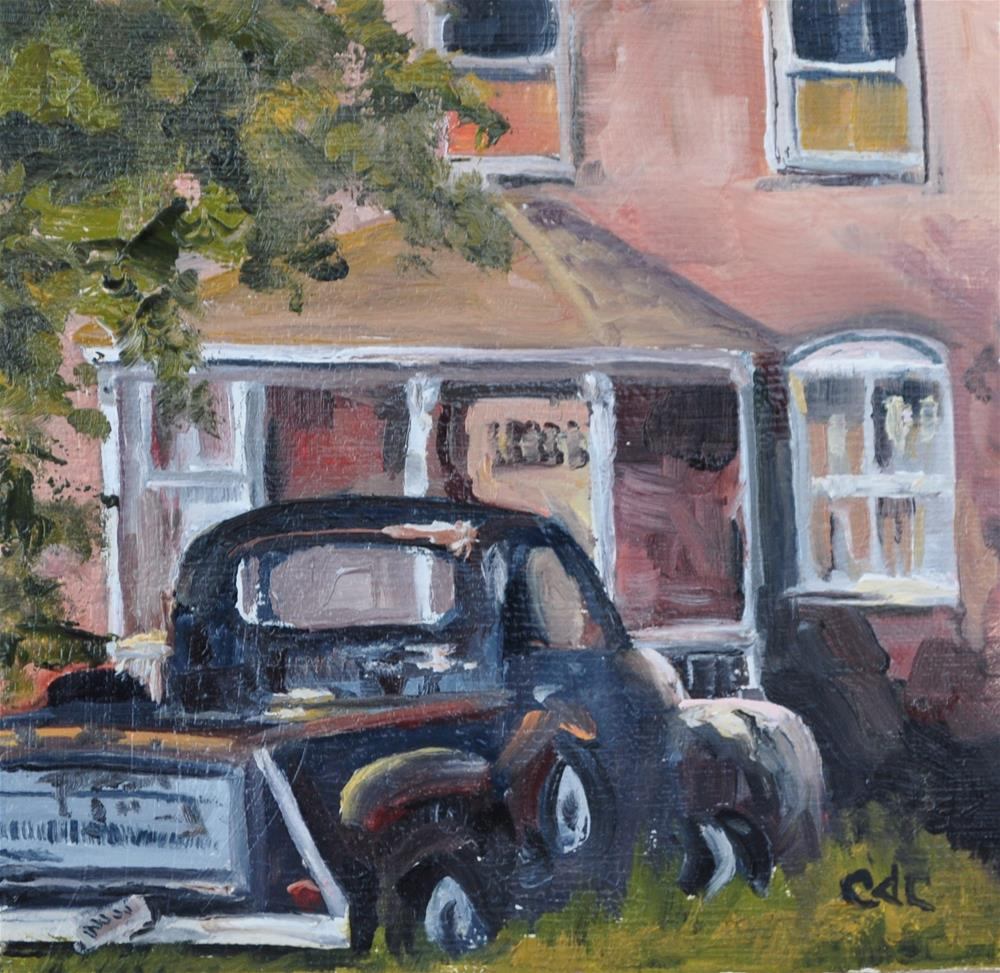 """Days Gone By"" original fine art by Catherine Crookston"