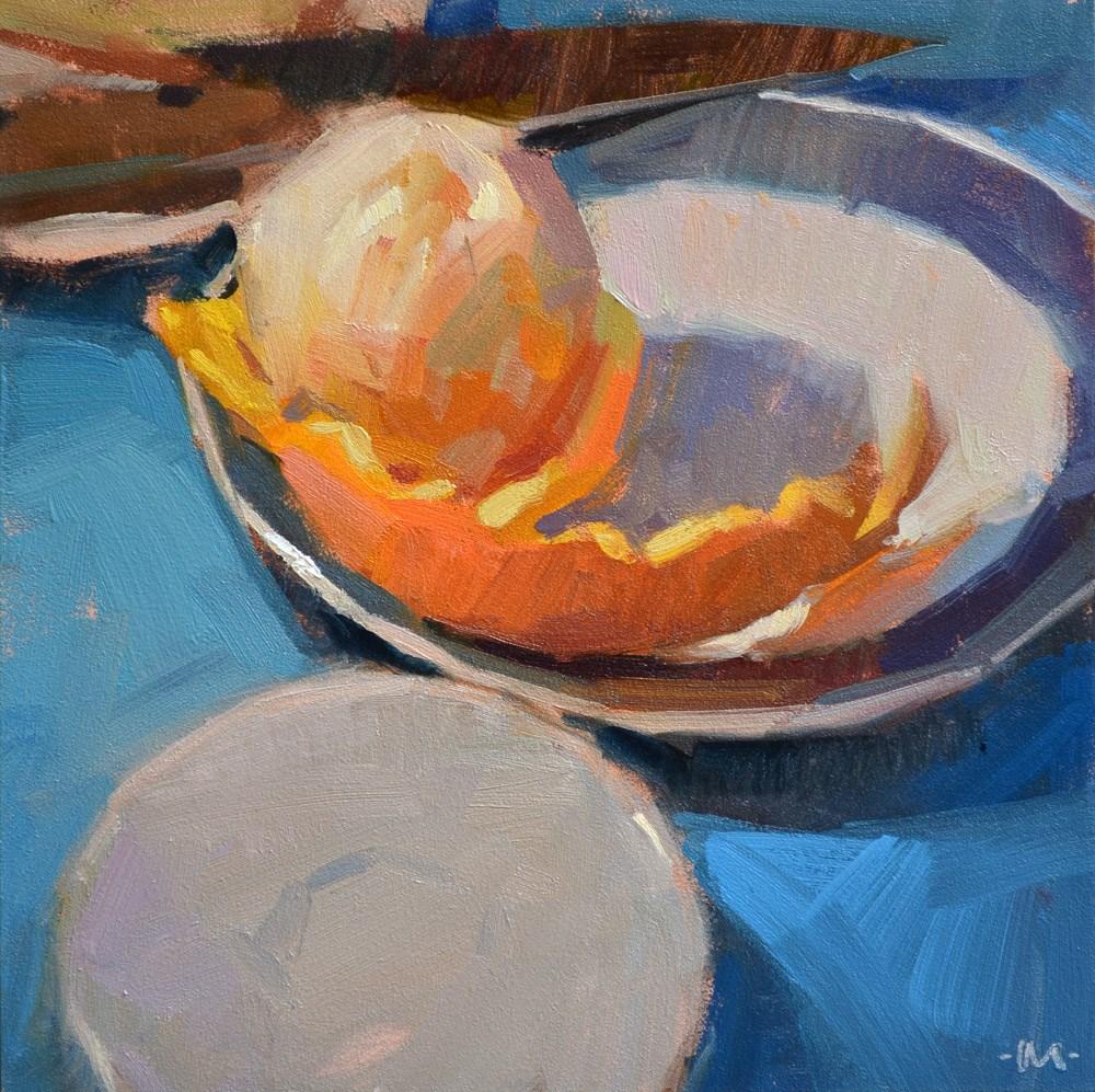 """""""Molting"""" original fine art by Carol Marine"""