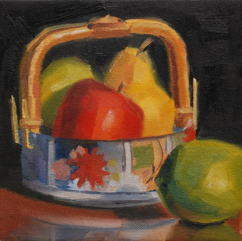 """Summer Find"" original fine art by Susan McManamen"