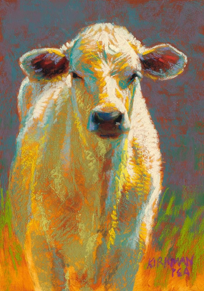 """Brie"" original fine art by Rita Kirkman"