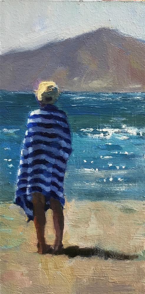 """Maui_beach"" original fine art by Katya Minkina"