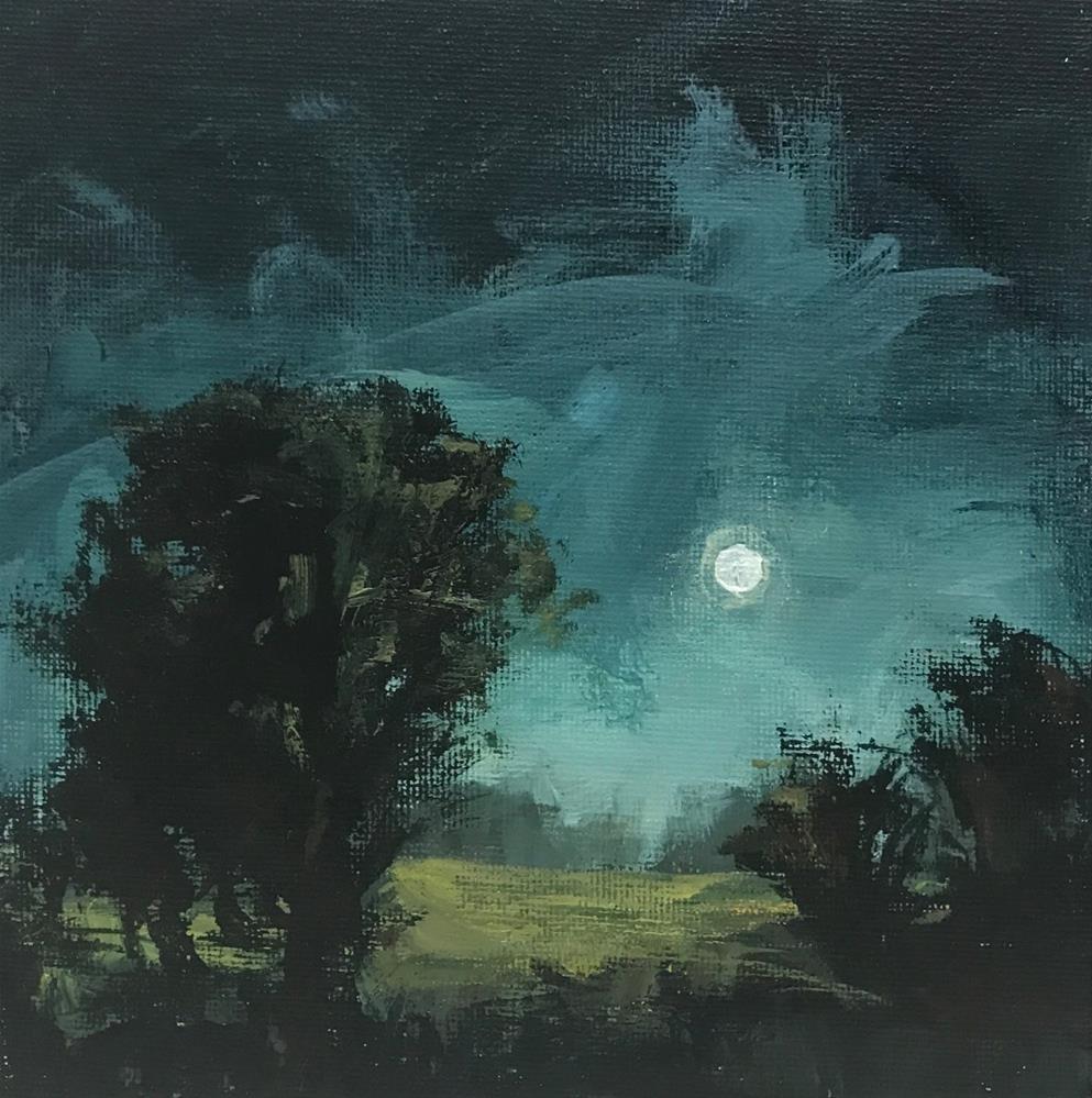 """""""Instrumental"""" original fine art by Shannon Bauer"""