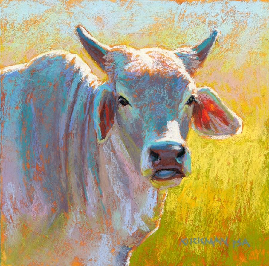"""Bhoora"" original fine art by Rita Kirkman"