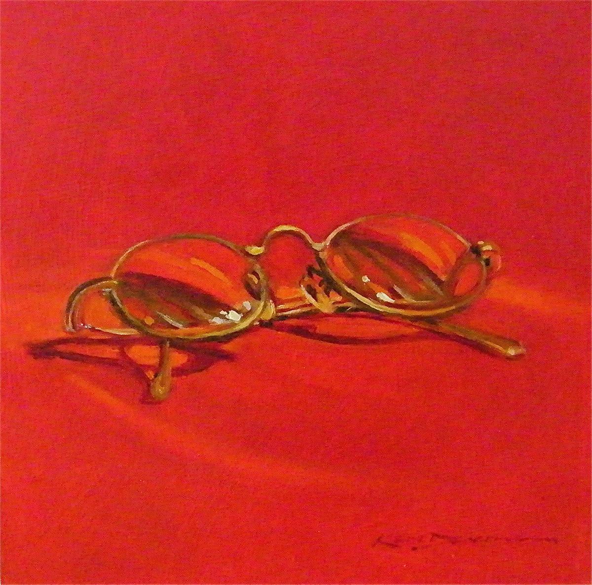 """""""Vision"""" original fine art by Ken Devine"""