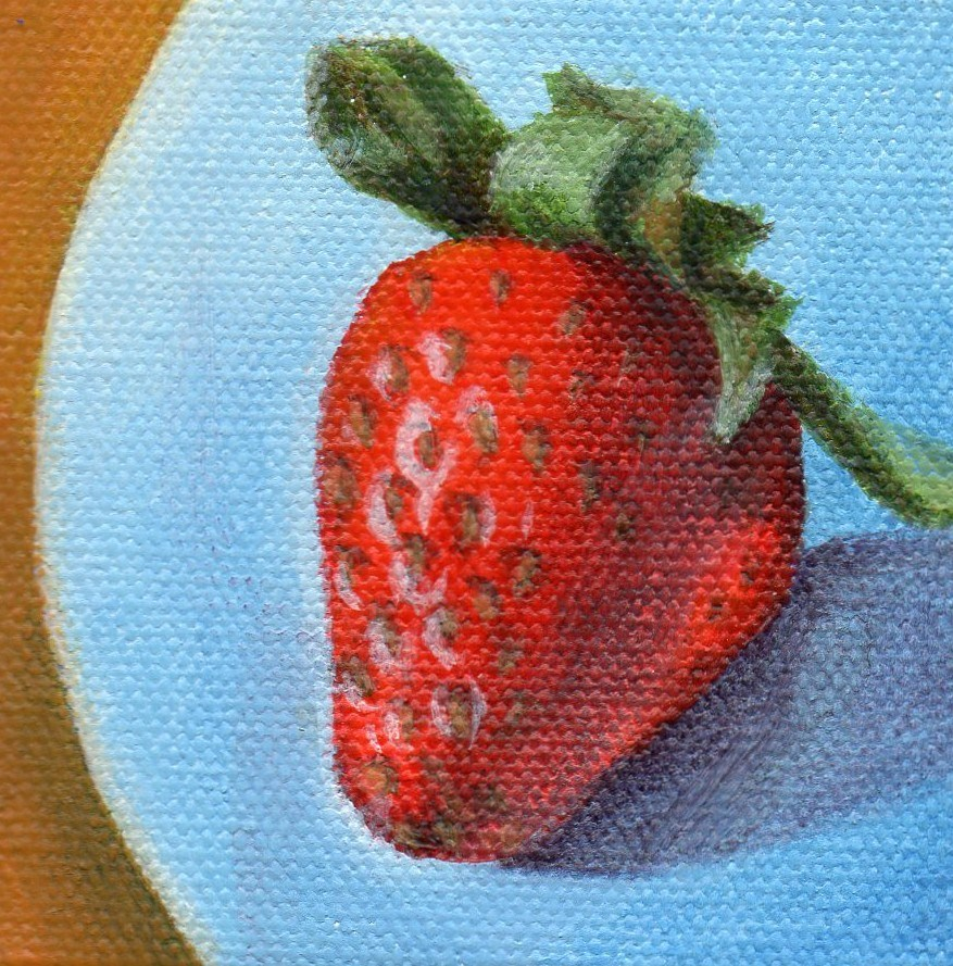 """Independent"" original fine art by Debbie Shirley"