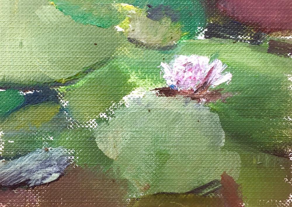 """April at the Japanese Garden"" original fine art by Gary Bruton"