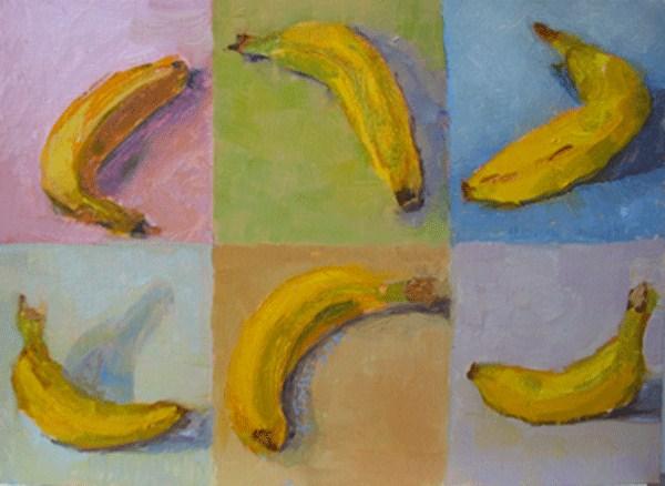 """Nana Nana Fo Fanna"" original fine art by Kathy Johnson"