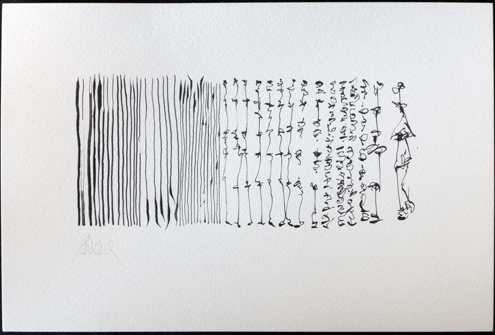 """ROSETTA"" original fine art by Craig Svare"