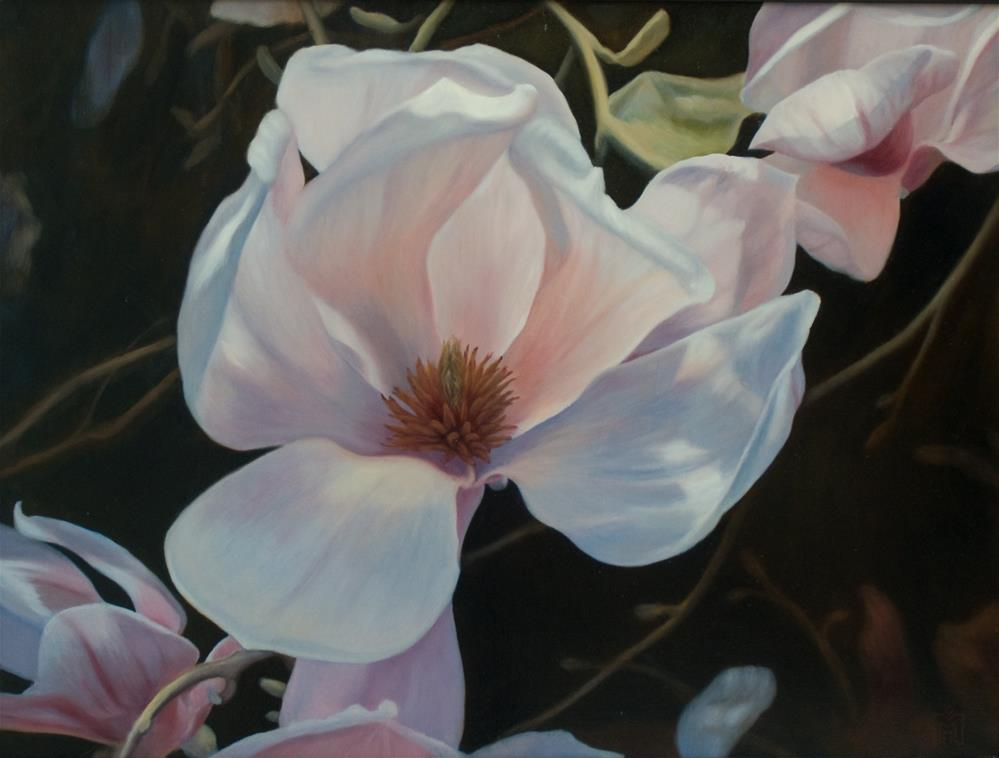 """Grace"" original fine art by Melissa Imossi"