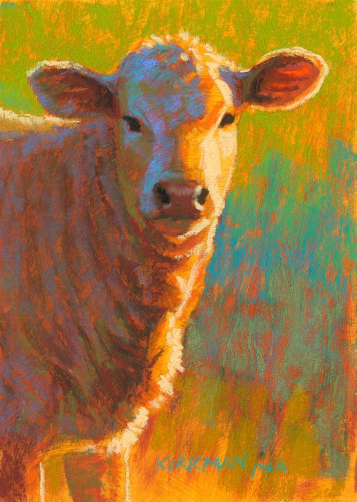 """Ghloe"" original fine art by Rita Kirkman"