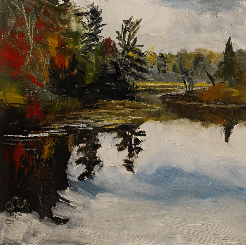 """Edge of the Marsh"" original fine art by Gary Westlake"