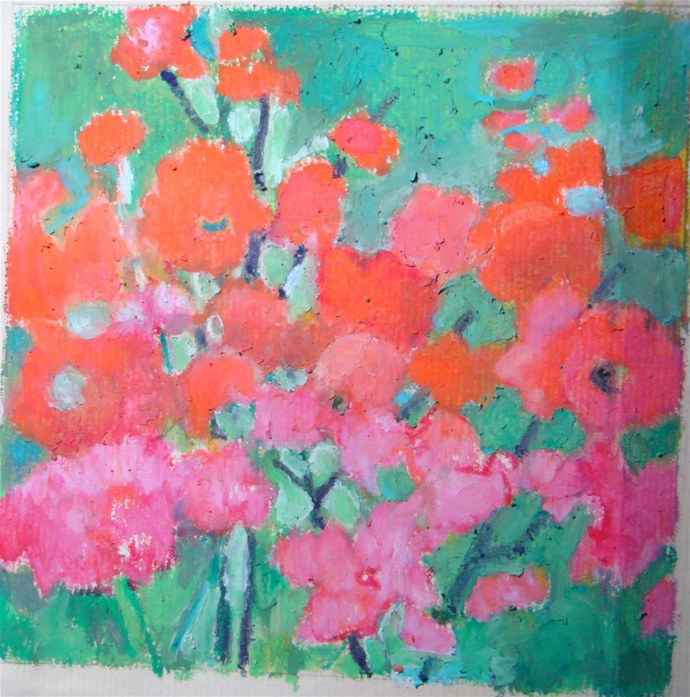 """Untitled"" original fine art by meribeth coyne"