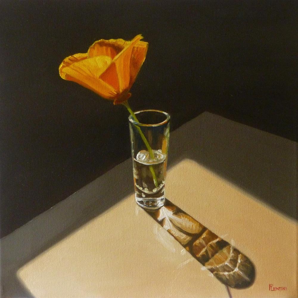 """""""Aurum"""" original fine art by Peter Lentini"""